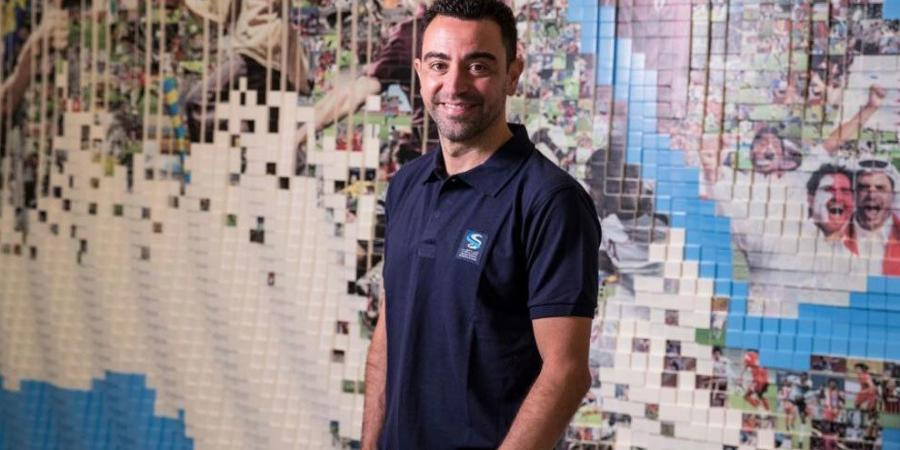 Xavi on Barcelona: I'm open to any offers