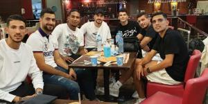لاعبو الزمالك الدوليون يصلون مطار القاهرة للسفر إلى كينيا