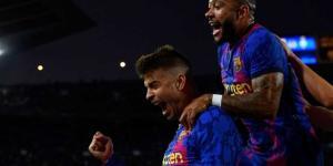 خطوة تحافظ على الآمال.. برشلونة يهزم دينامو كييف بهدف بيكيه