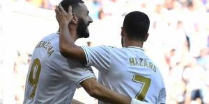 قائمة ريال مدريد – عودة كارباخال وهازارد.. وحضور بنزيمة في الكلاسيكو