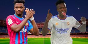 Ansu Fati vs Vinicius: The experts have their say