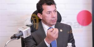 وزير الرياضة يعلق لـ في الجول على الحكم الخاص بتجميد حل مجلس مرتضى