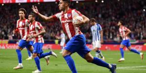 أتلتيكو مدريد يرفض الهزيمة ويكتفي بالتعادل أمام ريال سوسييداد