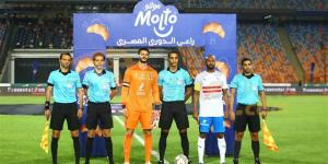 عبد الفتاح: قد نرى وجها جديدا للحكام المصريين في مباراة القمة