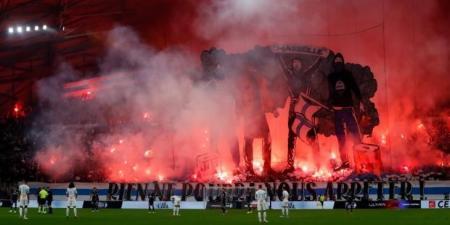 كلاسيكو فرنسا.. مارسيليا 0-0 باريس سان جيرمان.. طرد لحكيمي