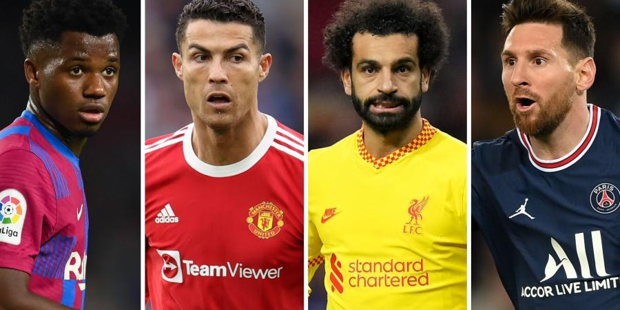 Matchday LIVE: Barcelona vs Real Madrid, Man Utd vs Liverpool & all of today's action